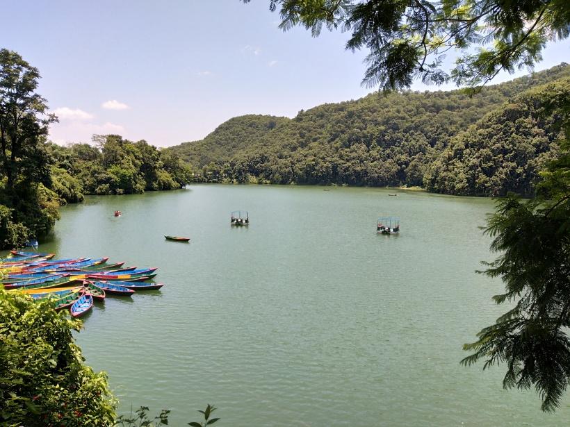 Phew Lake in Pokhara